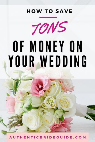 Discover our best tips to save loads of money on your wedding without sacrificing your vision!   AuthenticBrideGuide.com . . . . . #engaged #microwedding #weddingbudget #weddinghacks #diywedding #frugalwedding #authenticbrideguide