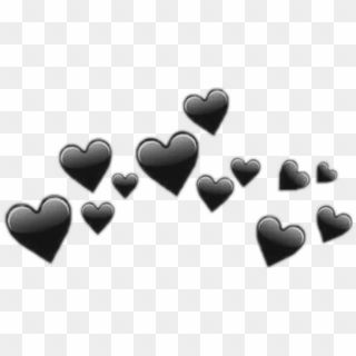 Wn La Cabesa Pink Heart Emoji Black Heart Emoji Heart Emoji