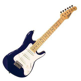 Career Stage 1 Junior E Gitarre Fur Kinder Blue 57er Mensur E Gitarre Gitarre Kinder Gitarre