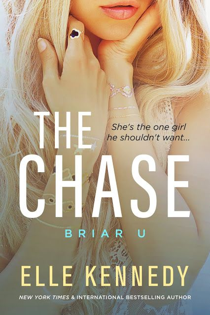 The Chase By Elle Kennedy Cover Reveal Elle Kennedy U Book Contemporary Romance Novels