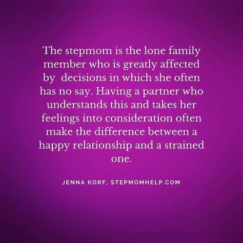 stepmom quote | Step parents quotes, Parenting quotes ...