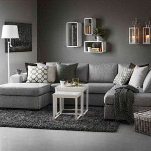 Living Room Dark Green And Gray Decor Lime Grey Forest Emerald