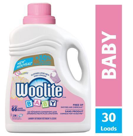 Woolite Baby Hypoallergenic Laundry Detergent Mega Value Pack