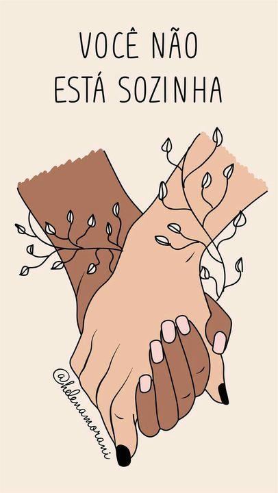 Quem sabe se as negras e as brancas se juntarem nós teremos o mesmo poder de mudança q um homem branco  #Feminismo+Feminismo Negro