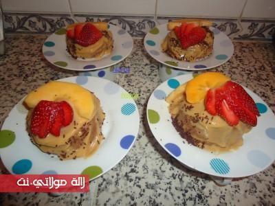 طريقة تحضير الكيكة في الكسكاس مجلة لالة مولاتي نت Majalat Lalamoulati Net Food Breakfast French Toast