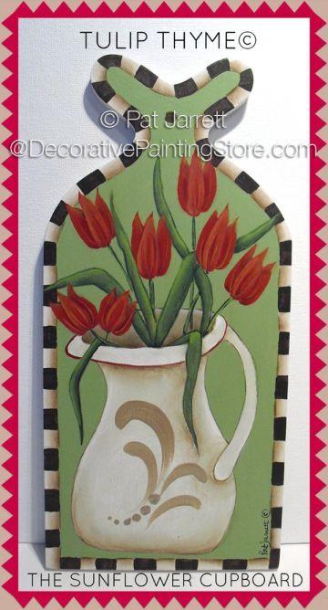 Tulip Thyme - Pat Jarrett - PDF Download