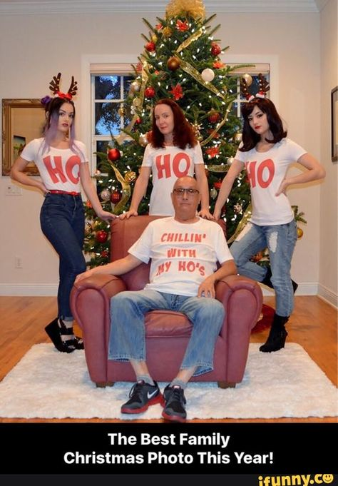 The Best Family                                     Christmas Photo This Year!