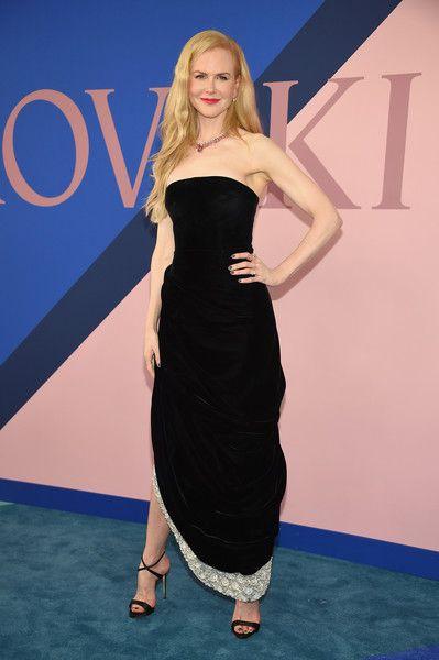 Nicole Kidman - The Most Fabulous Looks at the CFDA Fashion Awards - Photos