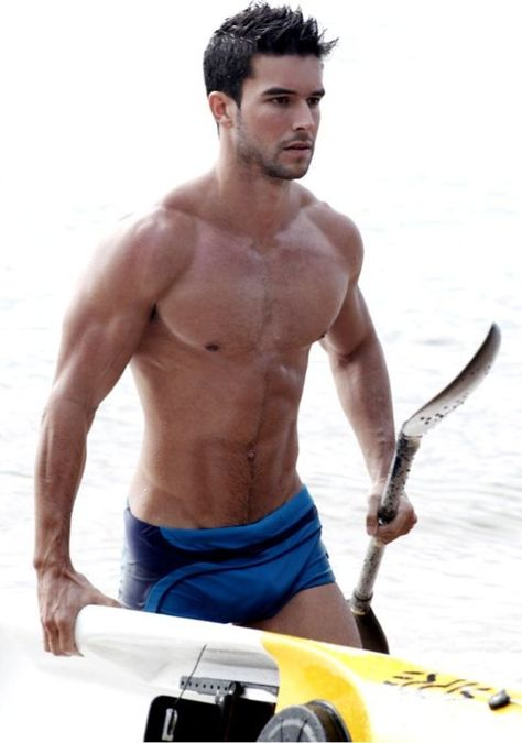 god have mercy on this kayaking #muscles...