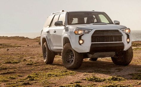 2020 Toyota 4runner Redesign Changes Trd Trims