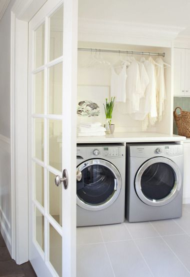 Laundry Room Rod For Hanging Clothes Laundry Room Design