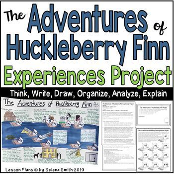 Pin By Selena Smith On Clas Reading Idea Teaching American Literature Adventure Of Huckleberry Finn English Resources Paraphrase