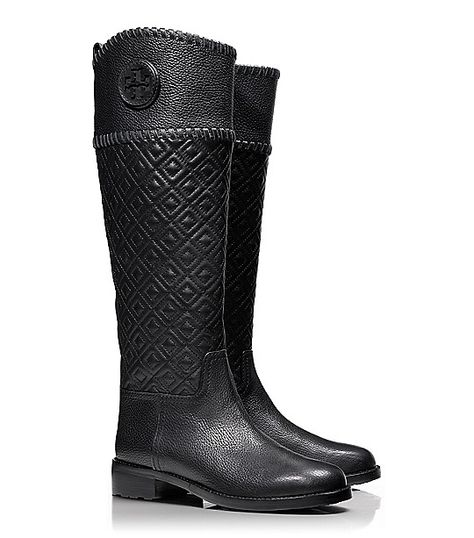 67ba7283bbd Tory Burch MARION QUILTED RIDING BOOT