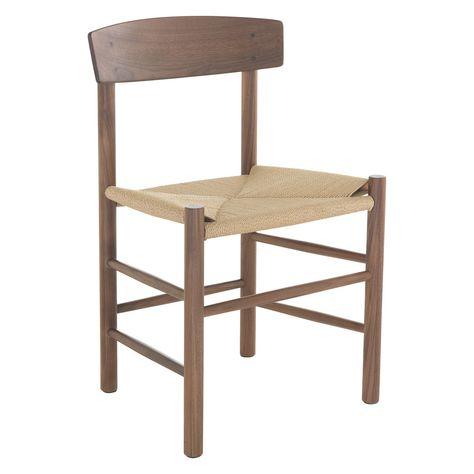 Kjøp Beetle dining chair new beigesmoked oak online hos