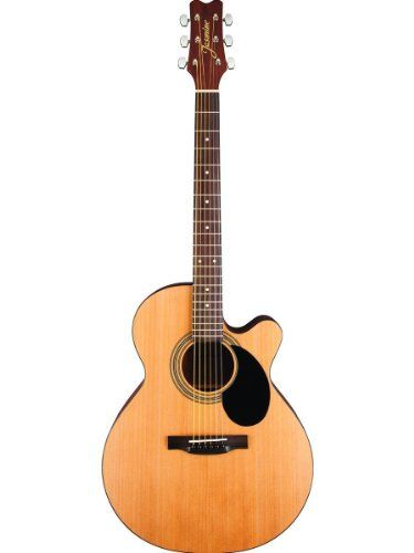 Jasmine By Takamine S34c Acoustic Guitar With Hard Case Guitar Strap And Picks For More Information Visit Image Link I Acoustic Guitar Guitar Guitar Strap