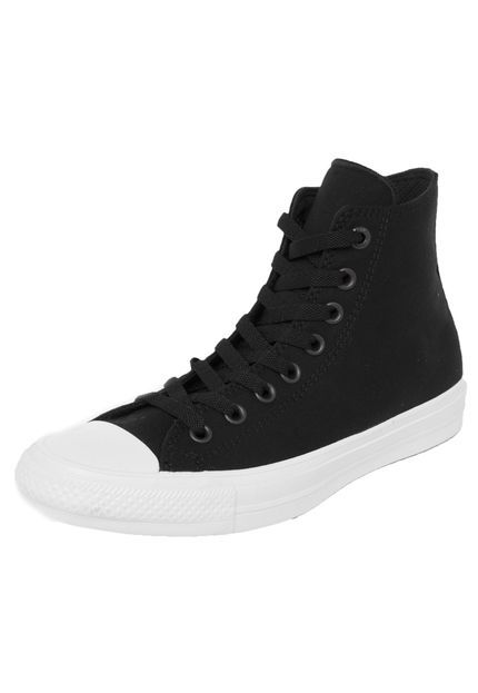 tênis converse all star ct as platform monochrome hi preto
