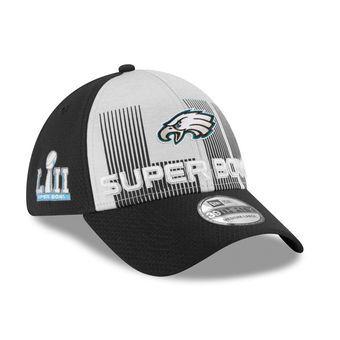 more photos f1ae6 cb9c3 New Era Philadelphia Eagles Super Bowl LII 39THIRTY Flex Hat ...