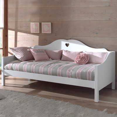 Amori Kids White Day Bed Girls Bedroom Daybed Bed Daybed