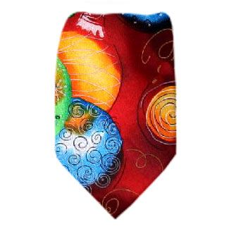 Mens Jerry Garcia Designed Neck Tie, Floating Planes
