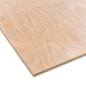 1 5 In X 4 Ft X 8 Ft Hardwood Plywood Underlayment Specialty Panel 431178 The Home Depot In 2020 Furniture Design Wooden Furniture Design Recycled Furniture
