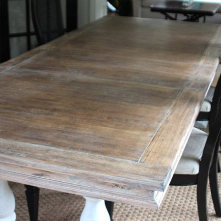 Bedroom Furniture Makeover Oak Bedroom Furniture Painted Dining Table Diy Dining Table In 2020 Wood Dining Room Painted Dining Table Diy Dining Table