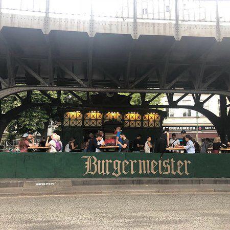 Burgermeister Berlin Kreuzberg Restaurant Reviews Phone Number Photos Tripadvisor Trip Advisor Places To Visit Berlin