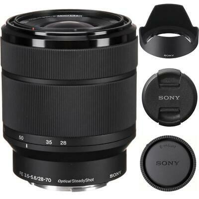Sony 28 70mm F 3 5 5 6 Fe Oss Sel Lens E Mount 27242873766 Ebay E Mount Sony Lens Sony