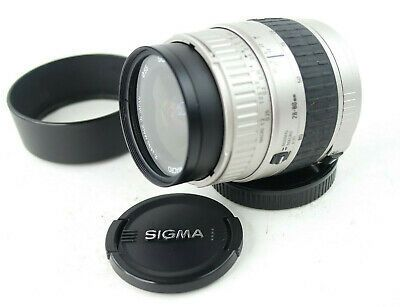 Sigma Canon 28 80mm F 3 5 5 6 Af Aspherical Macro Zoom Lens In 2020 Camera Lenses Zoom Lens Lenses