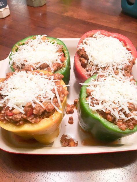 Keto Lasagna Stuffed Peppers An Easy Low Carb Recipe To Try Tonight Recipe Lasagna Stuffed Peppers Low Carb Lasagna Lasagna Recipe