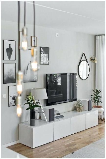 Tv Wall Mount Designs For Living Room Living Room Scandinavian Living Room Tv Wall Trendy Living Rooms