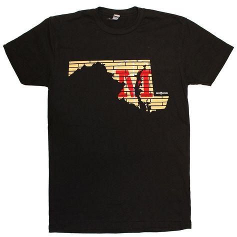 UMD Court (Black)   Shirt  7a077fc77