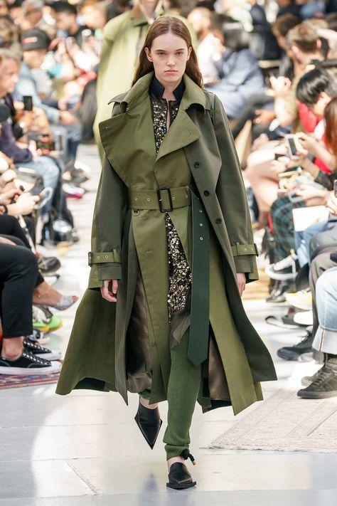 Sacai Spring 2020 Menswear Fashion Show