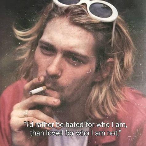 Kurt Cobain 🖤