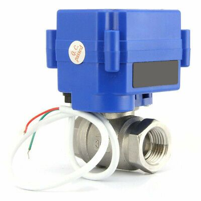 Ad Ebay Url Uss Msv00027 Electric Motorized Ball Valve 9 24v Dc Ac 2 Wire Auto Return Parts Ebay Cars Steel Accessories Generator Parts