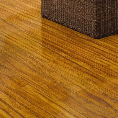 Mannington Revolutions Plank Diamond Bay 5 X 51 X 12mm Hawaiian Koa Laminate In Aloha Gold Wood Light Laminate Wood
