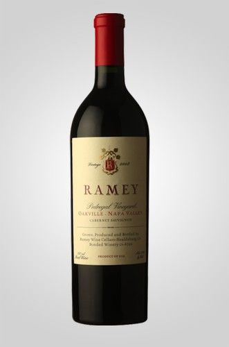 97 Points Outstanding Cabernet From Ramey Wine Cellars