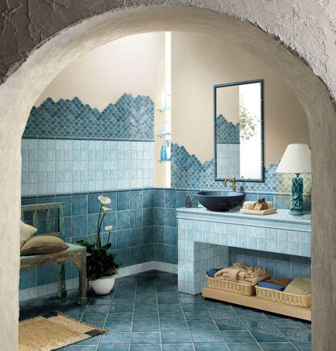 Grune Bodenfliesen Holen Ein Stuck Natur Ins Haus 36 Designs