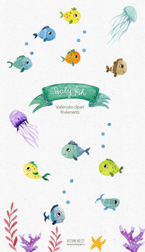 free-fish-clipart-happy_blue_fish.png (6805×4431) | Fish clipart, Free clip  art, Clip art