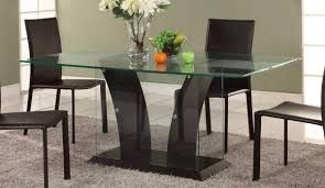 8 Top Enhancing Ideas For Small Rooms To Earn Your Room Feeling Wider Contemporary Glass Dining Table Contemporary Dining Room Sets Contemporary Kitchen Tables