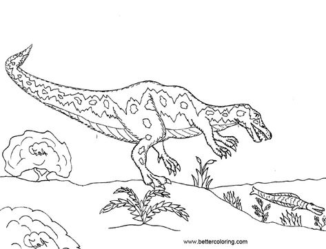 Jurassic World Baryonyx Coloring Pages Lego Coloring Pages Dinosaur Coloring Pages Free Printable Coloring Pages