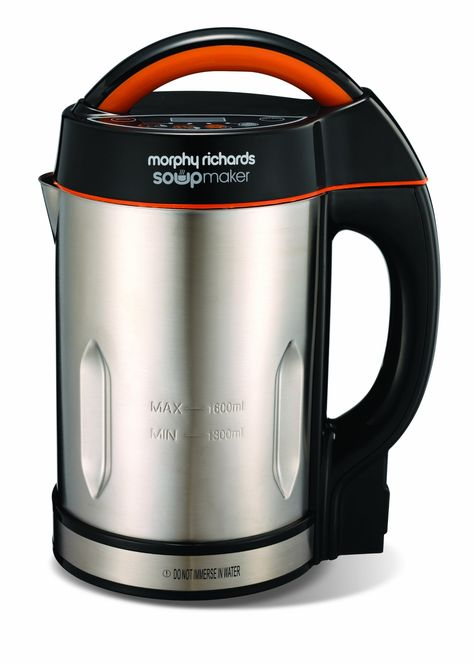 Morphy Richards 48822 Soupmaker - Black: Amazon.co.uk: Kitchen ...