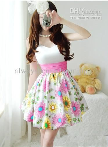 Korean Party Dresses Cute
