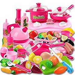 Best Gifts 4 Year Old Girls Will Love Cooking Toys Pretend Play