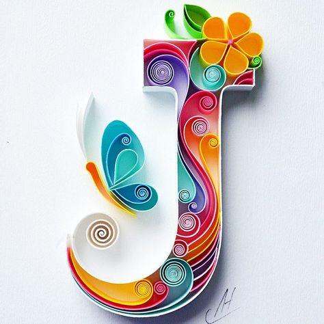 larissa Zasadna Quilling Paper Art by LarissaZasadna on Etsy