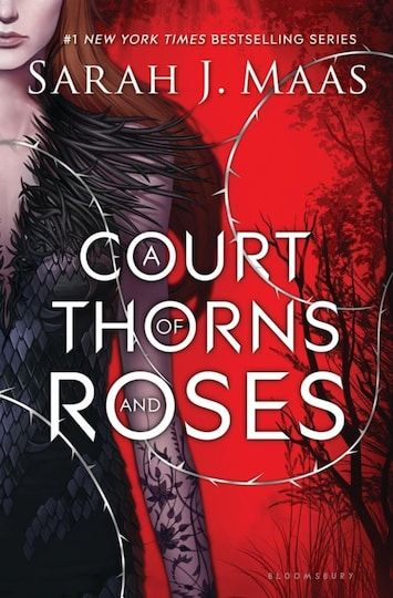 Book 1 A Court Of Thorns And Roses By Bloomsbury Usa Michaels
