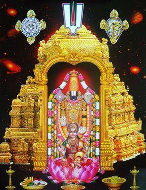 Lord Venkateswara Tirupati Balaji Hd Wallpapers For Pc Images Lord Balaji Lord Shiva Family Lord Vishnu