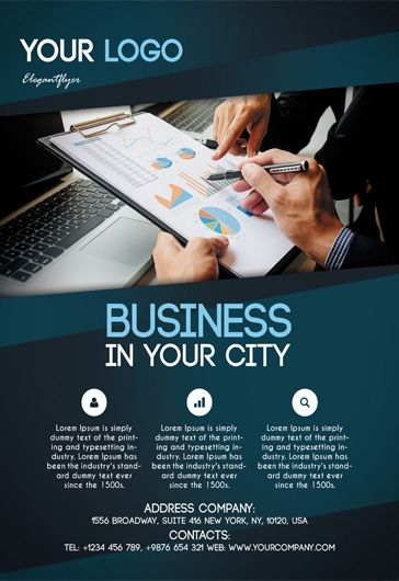 Small Business Flyer Templates Free Free Business Flyers