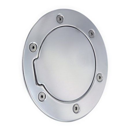 All Sales 6070CL Billet Fuel Door