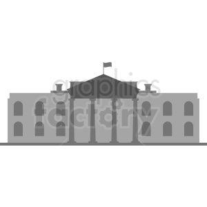 White House Vector Icon House Vector Vector Icons Clip Art