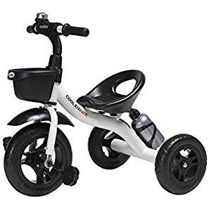 Wzf Children Toddler Tricycle Kids Trike For Toddlers Children